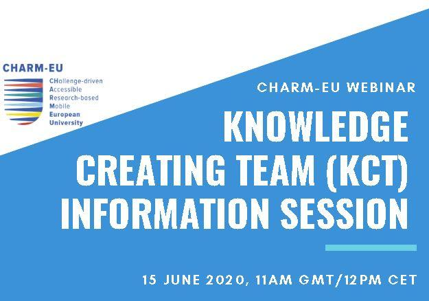 Knowledge Creating Team Information Session