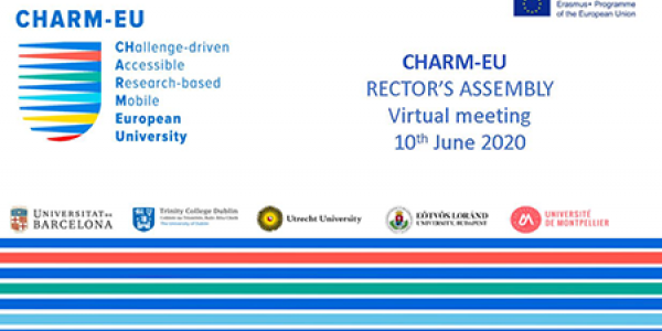 CHARM-EU Rectors Assembly