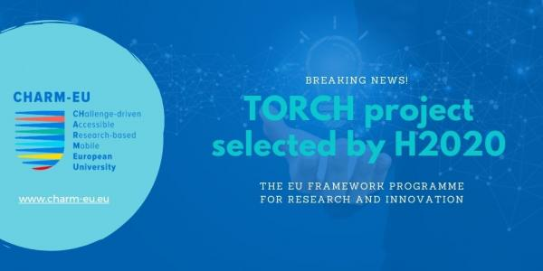 TORCH project selected by H2020