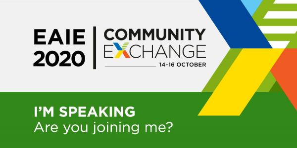 EAIE Community Exchange Poster