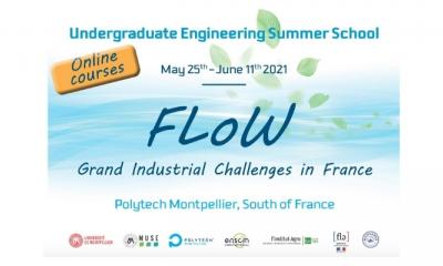 FLOW Poster: Grand Industrial Challenge in France